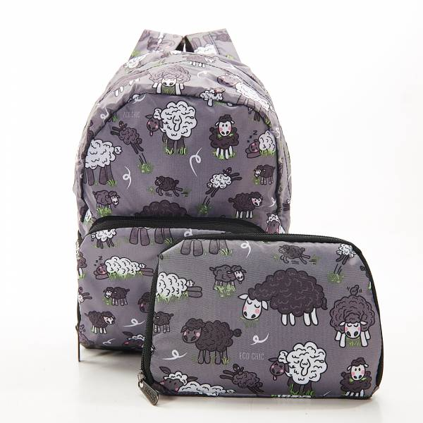 G11 Grey Sheep Backpack Mini x2