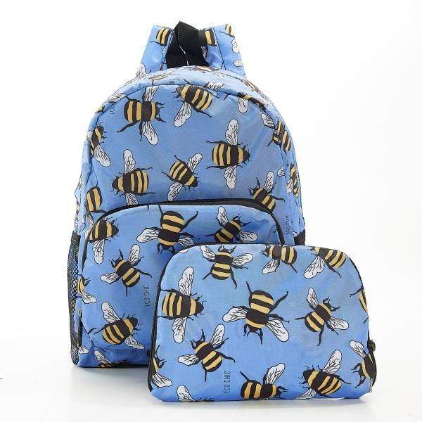 G12 Blue Bees Backpack Mini x2