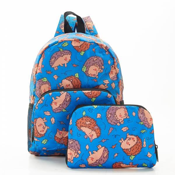 G13 Blue Hedgehog Backpack Mini x2