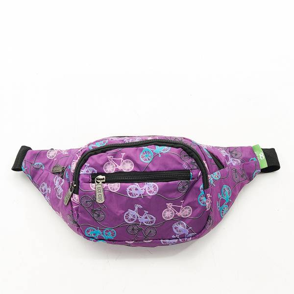 H14 Purple Bike Bum Bag x2