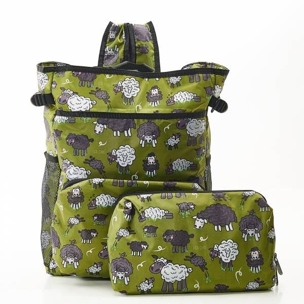 J09 Green Sheep Cool Backpack