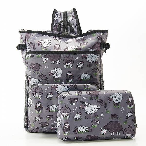 J09 Grey Sheep Cool Backpack
