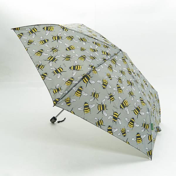 K07 Grey Bee Mini Umbrella x2