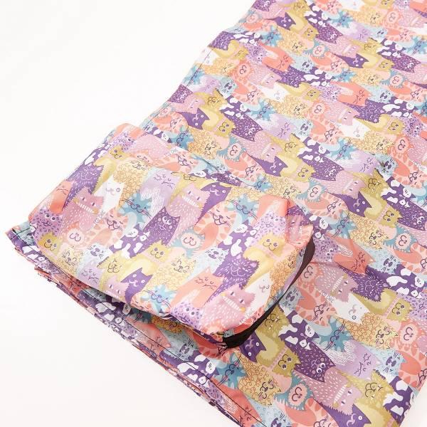 P02 Multiple Cats Picnic Blanket