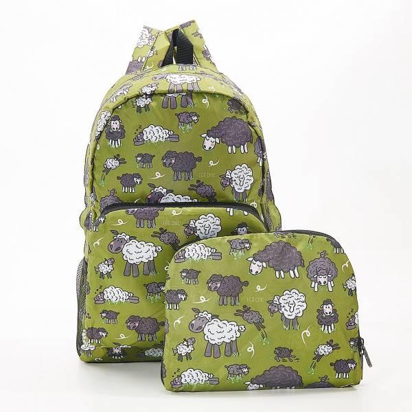 B26 Green Sheep Backpack x2