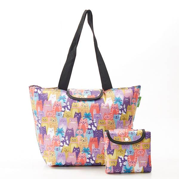 E10 Multiple Stacking Cat Large Cool Bag x2