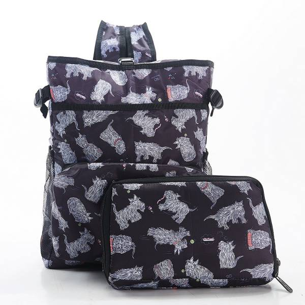 J02 Black Scatty Scotty Cool Backpack